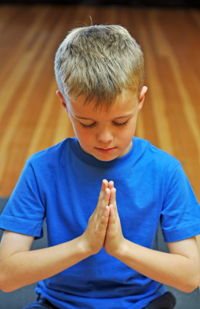 Yoga for Children with ADHD